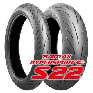 Juego Neumáticos Bridgestone S22