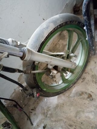 Despiece moto 49cc