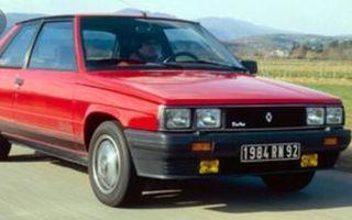 Goma talonera Renault 11 turbo