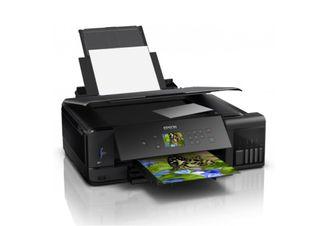 Impresora A3 epson 7750 + 2packs de tintas