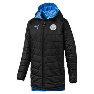 Man City Puma Reversible Jacket