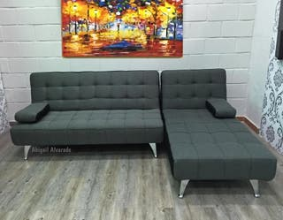 Sofá-cama chaise-longue [AROA]