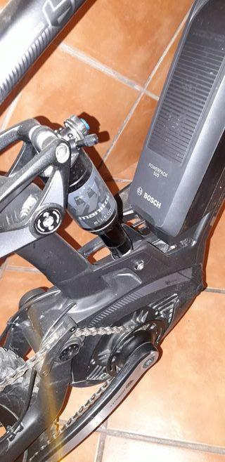 bicicleta eléctrica bergamont