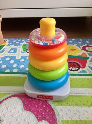 Juguete bebé: Balancín aprendizaje