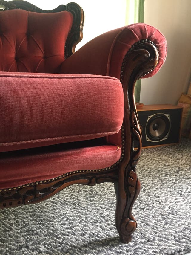 Classic Armchair.