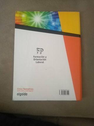 libro de formación y orientación laboral para FP