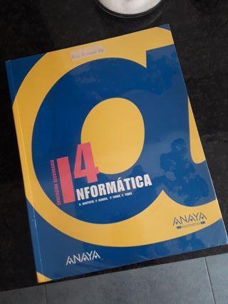 Informatica ANAYA 4 ESO