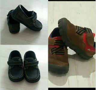 calzado niño Núm 22.