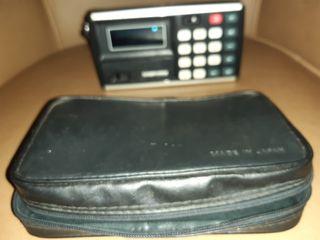 Antigua calculadora.