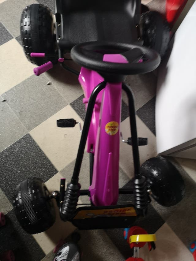 go kart perfect condition