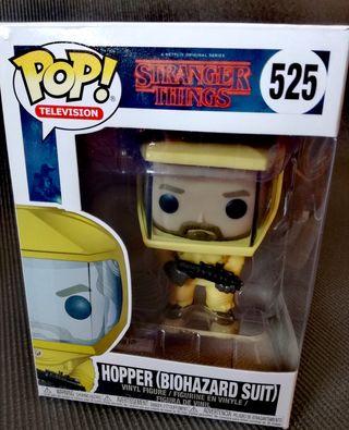 Funko Pop Stranger Things (Hopper)