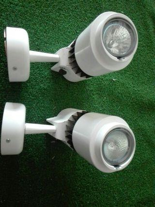 Focos Halogenos 35W (lampara incluida)