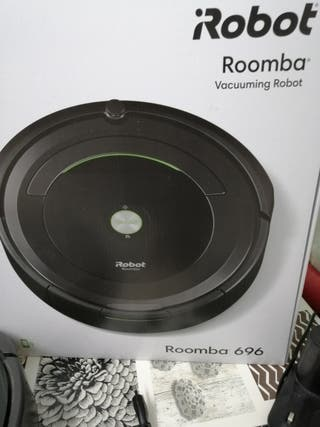robot roomba 696