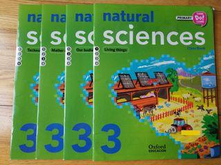 Natural Sciences 3° Primaria