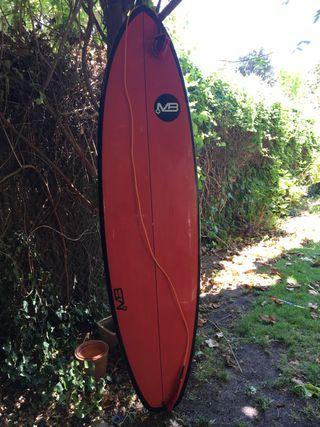 Tabla de surf MB evolutive