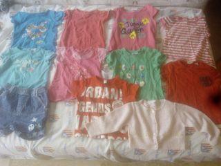lote camisas 12-18 meses