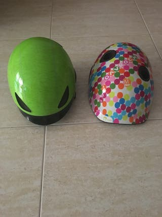 Cascos bici infantiles