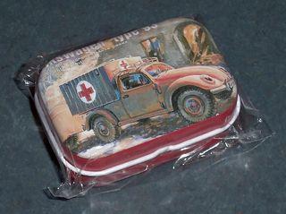 Caja / Lata de Vehículo Militar - ¡NUEVA!