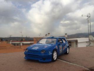 Toyota Corolla WRC escala 1/43