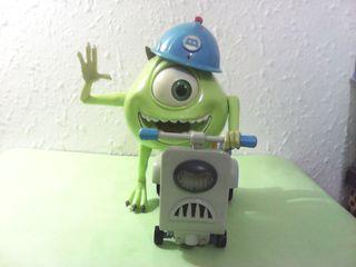 Disney PIxar Monstruos s.a MIKE 25 CM