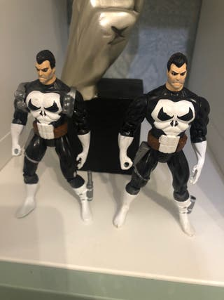 Figuras Punisher