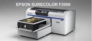 Impresora camisetas textil digital epson f-2000