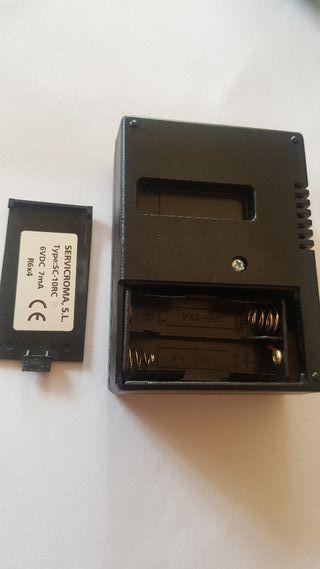 AntiRatones y cucarachas Radarcan portatil
