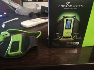 Reproductor Mp3 energy sistem sport