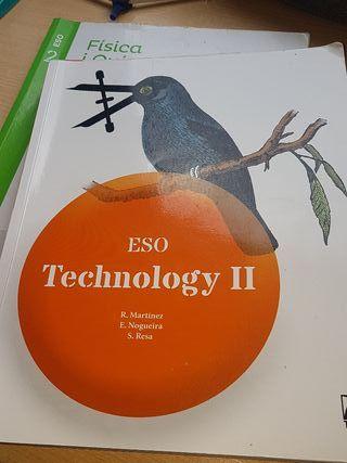 libro technology segundo ESO