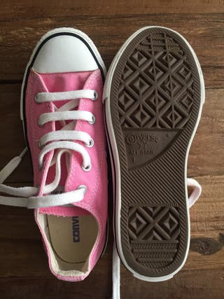 zapatillas converse niña 32