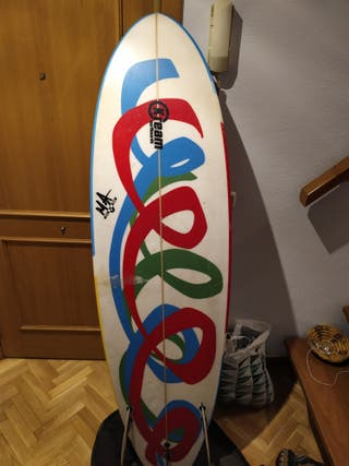 tabla de surf kream 6.0