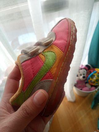 zapatillas niña nike 24