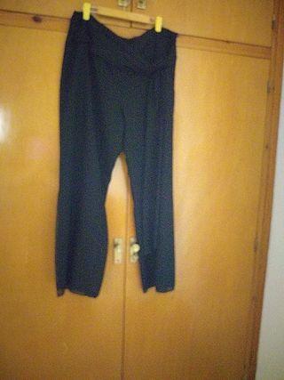 pantalon y blusa