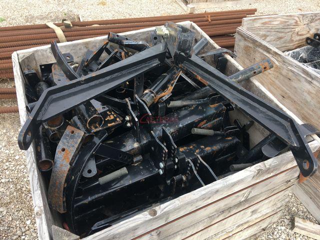 Recambios para tractor CASTERAS