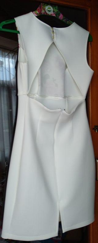 Vestido cóctel de Silvia Navarro