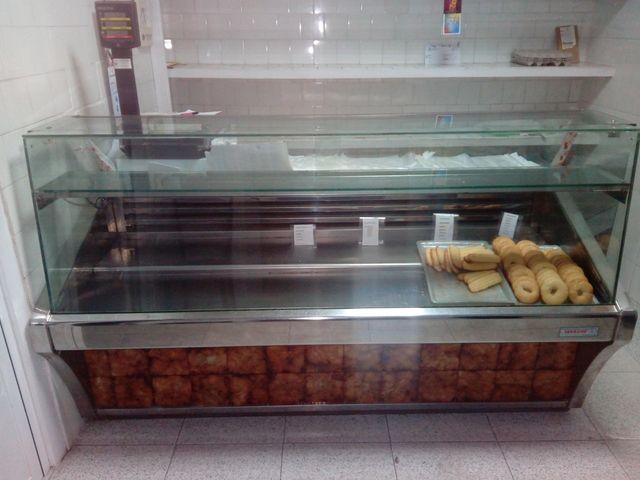 Vendo mostrador de panadería