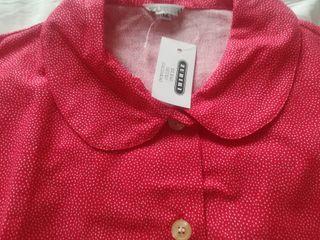 Pijama Zubiri con etiqueta para 12 años