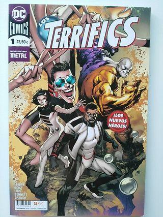 Los Terrifics 1 (ECC)