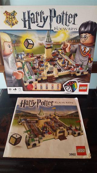 juego de mesa Harry Potter Lego