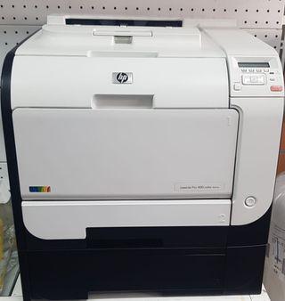 Impresora HP Laserjet PRO 400 color M451dn