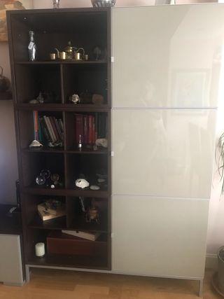 Conjunto muebles diseño salón