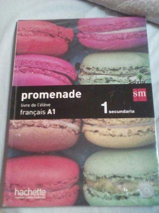 Libro texto Promenade 1 ESO
