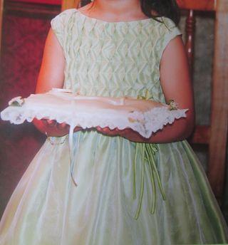 Vestido fiesta niña 7 años
