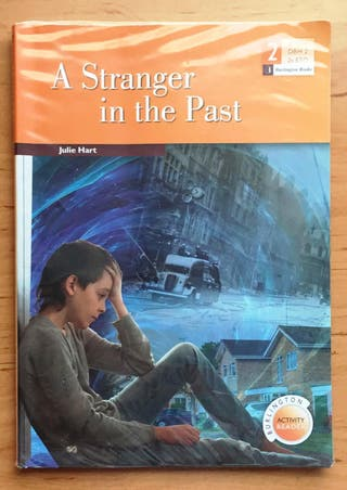 "libro lectura ""a stranger in the past"""