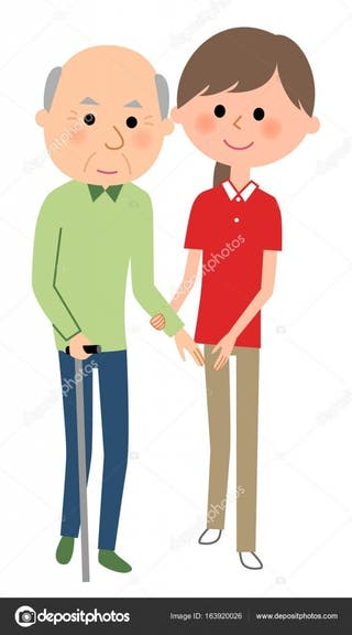 cuidador de Ancianos