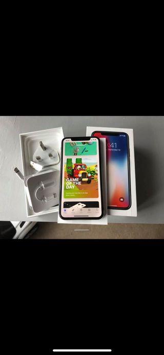 White IPhone x