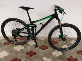 bici MTB CUBE Stereo 120