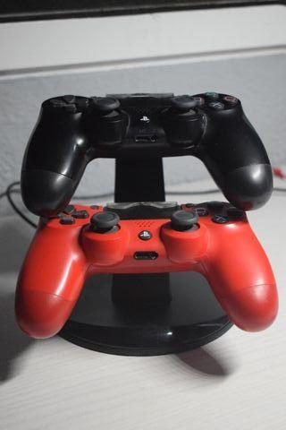 Cargador doble para Mandos PS4