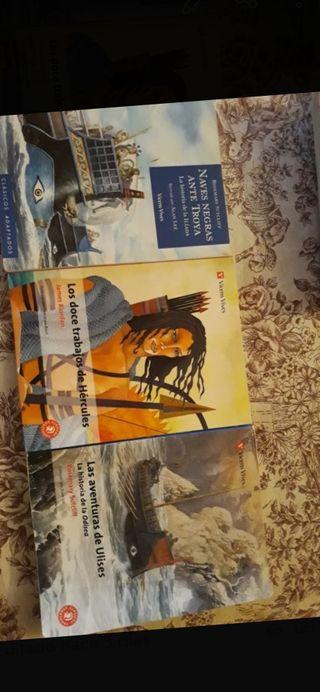 libros cole 2 ESO