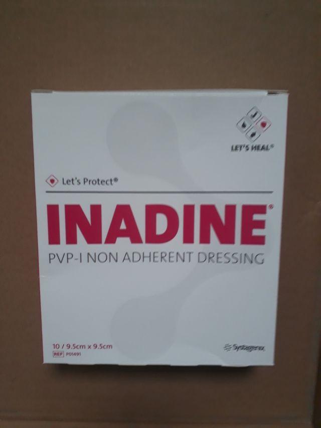 inadine dressings